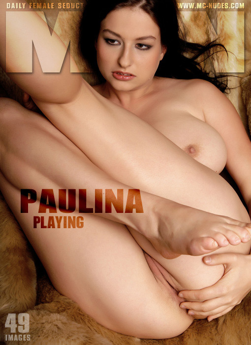 Paulina - `Playing` - for MC-NUDES