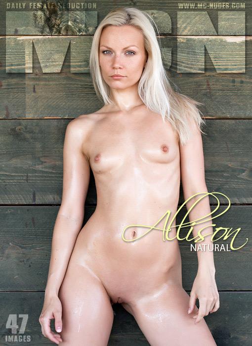 Allison - `Natural` - for MC-NUDES