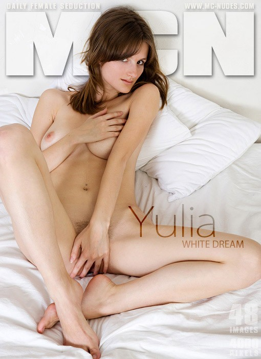 Yulia - `White Dream` - for MC-NUDES