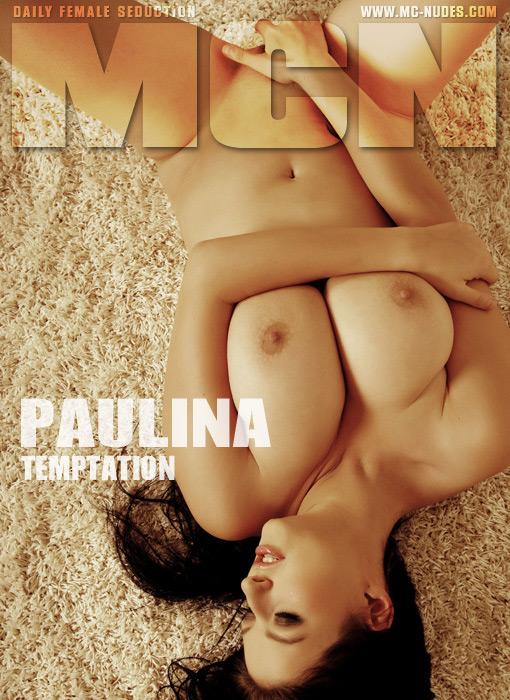 Paulina - `Temptation` - for MC-NUDES