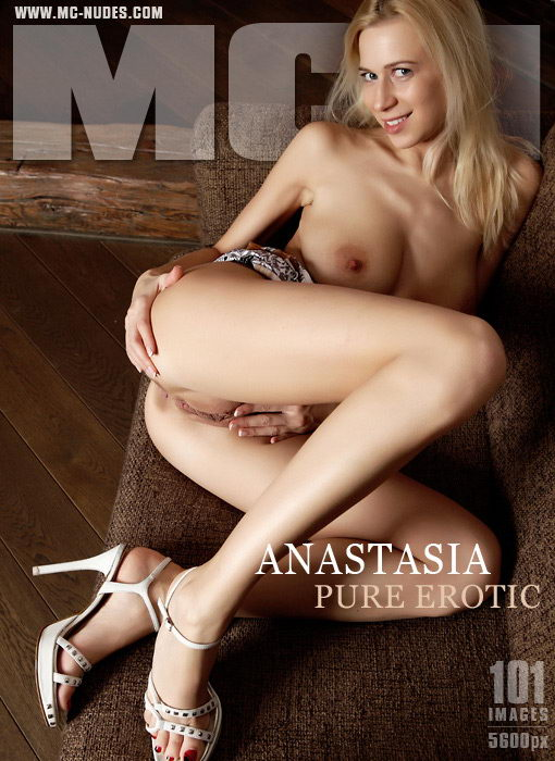 Anastasia - `Pure Erotic` - for MC-NUDES