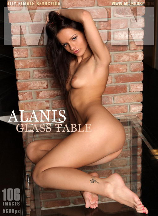 Alanis - `Glass Table` - for MC-NUDES