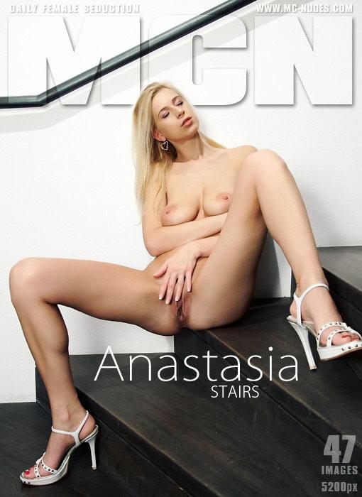 Anastasia - `Stairs` - for MC-NUDES