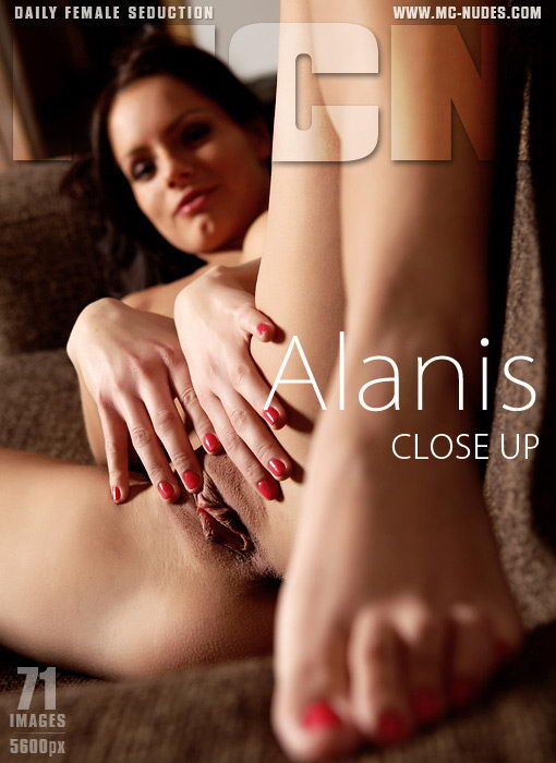 Alanis - `Close Up` - for MC-NUDES