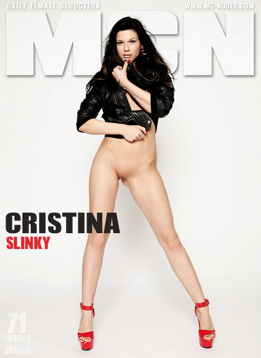 Cristina - `Slinky` - for MC-NUDES