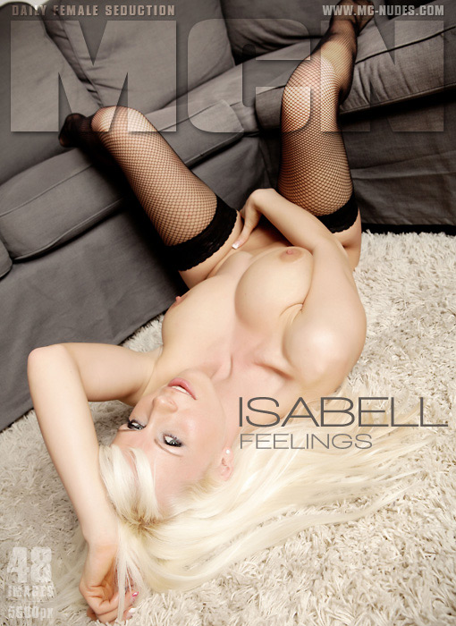 Isabell - `Feelings` - for MC-NUDES