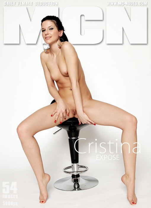 Cristina - `Expose` - for MC-NUDES