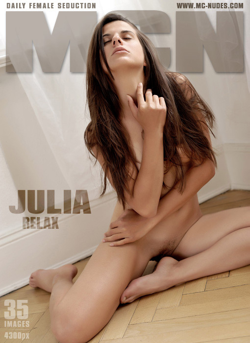 Julia - `Relax` - for MC-NUDES