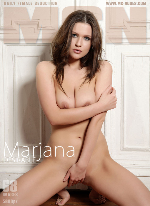 Marjana - `Desirable` - for MC-NUDES