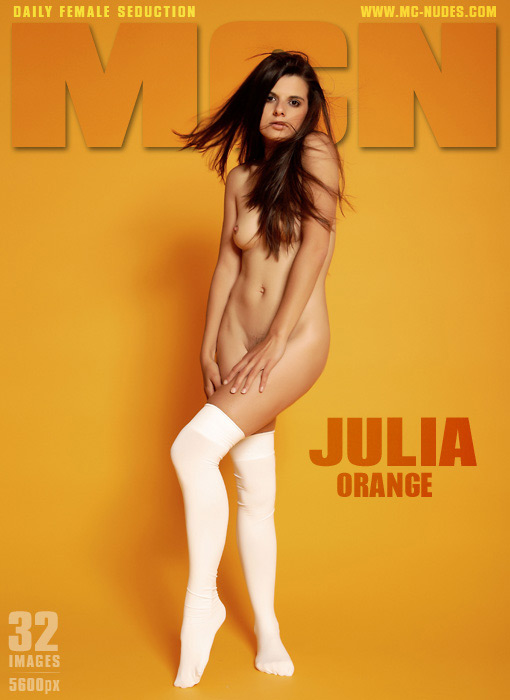 Julia - `Orange` - for MC-NUDES