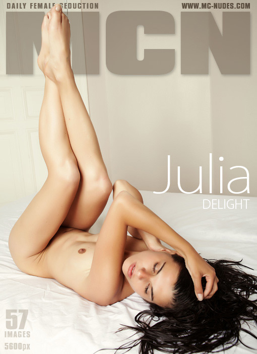 Julia - `Delight` - for MC-NUDES