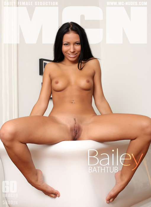Bailey - `Bathtub` - for MC-NUDES