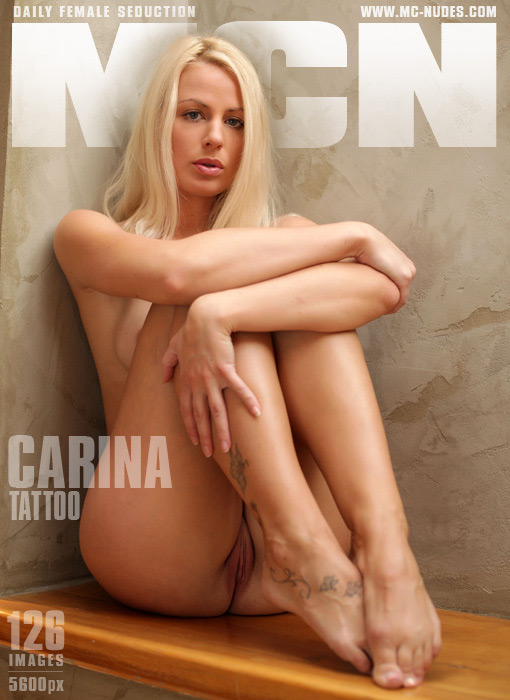 Carina - `Tattoo` - for MC-NUDES
