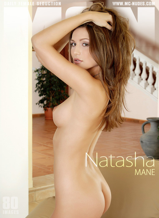 Natasha - `Mane` - for MC-NUDES