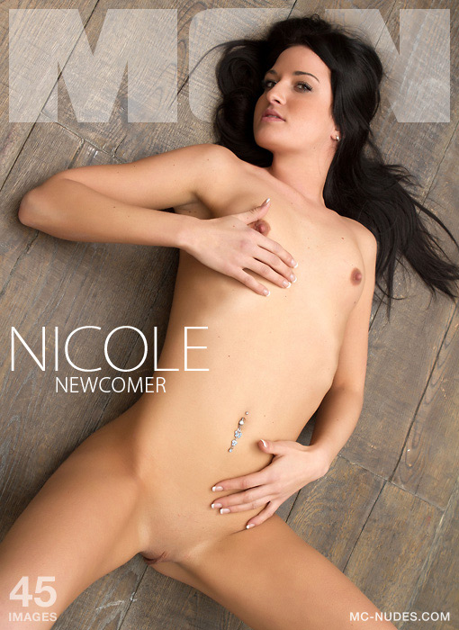 Nicole - `Newcomer` - for MC-NUDES