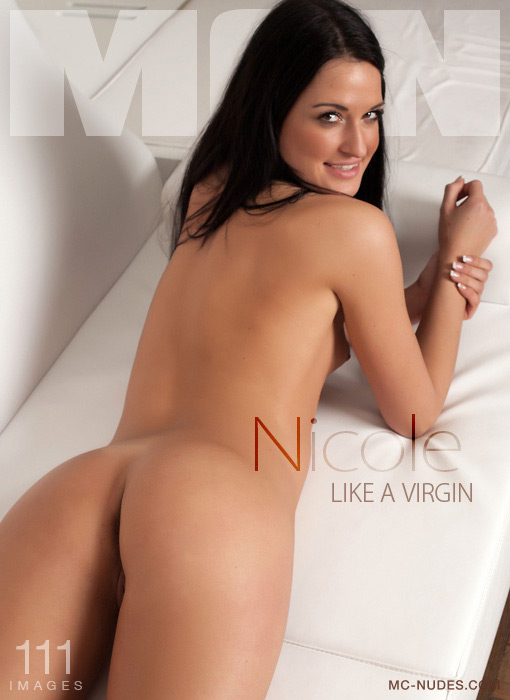 Nicole - `Like A Virgin` - for MC-NUDES