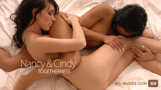Nancy & Cindy - `Togetherness` - for MC-NUDES