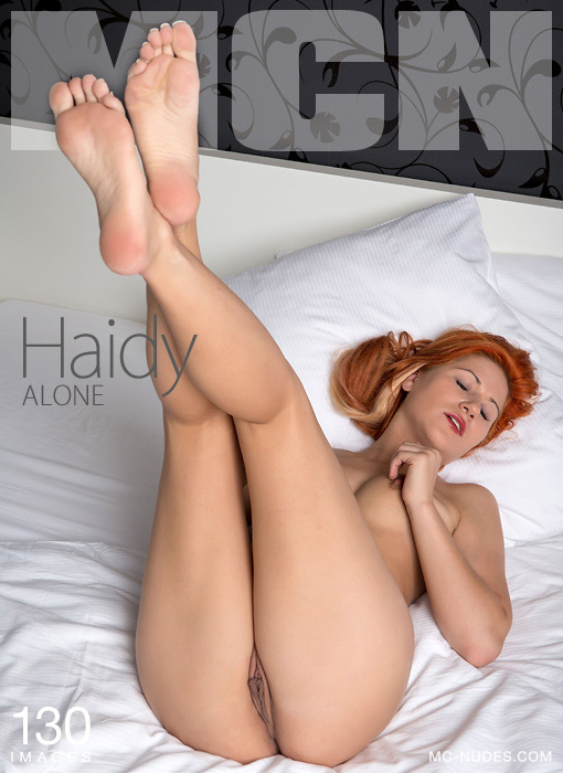 Haidy - `Alone` - for MC-NUDES