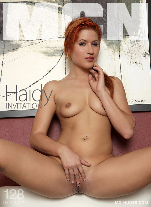 Haidy - `Invitation` - for MC-NUDES