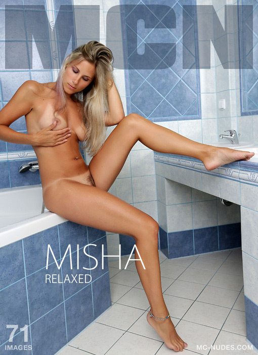 Misha - `Relaxed` - for MC-NUDES