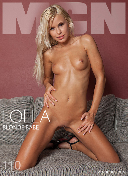 Lolla - `Blonde Babe` - for MC-NUDES