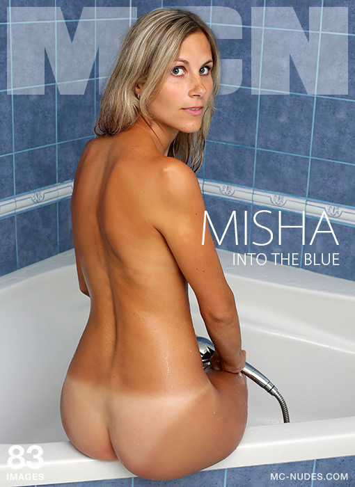 Misha - `Into The Blue` - for MC-NUDES