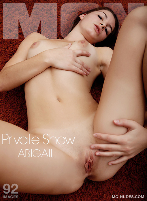 Abigail - `Private Show` - for MC-NUDES
