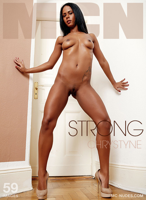 Chrystyne - `Strong` - for MC-NUDES