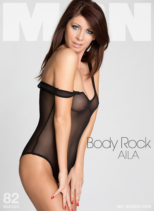 Aila - `Body Rock` - for MC-NUDES