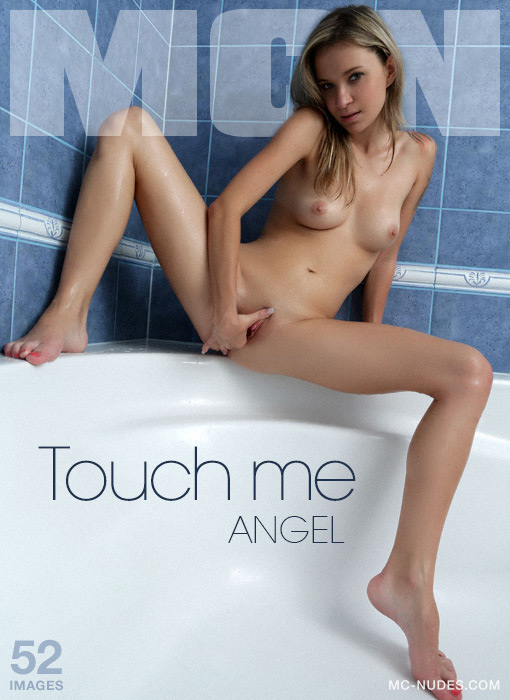 Angel in Touch Me gallery from MC-NUDES