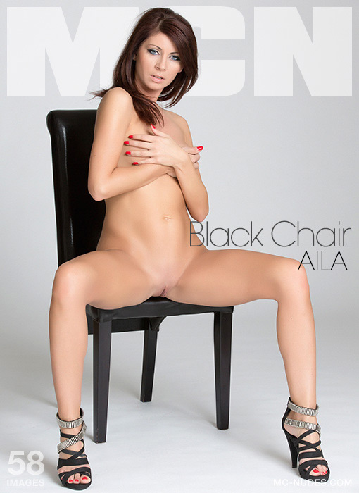Aila - `Black Chair` - for MC-NUDES