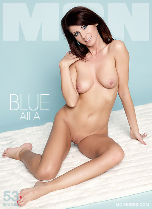 Aila - `Blue` - for MC-NUDES