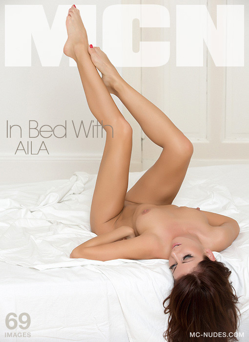 Aila - `In Bed With` - for MC-NUDES
