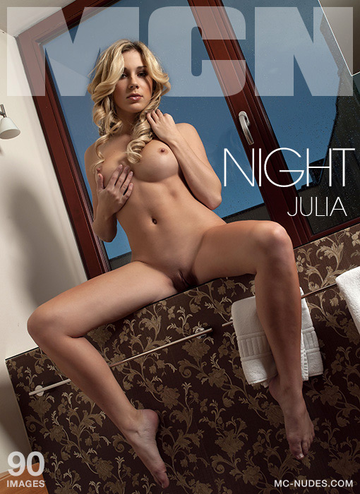Julia - `Night` - for MC-NUDES