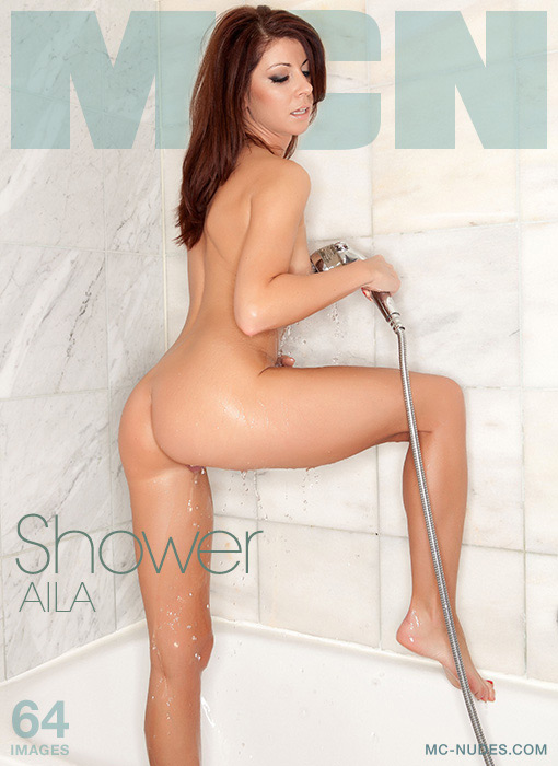Aila - `Shower` - for MC-NUDES