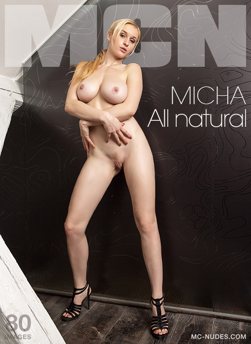 Micha - `All Natural` - for MC-NUDES