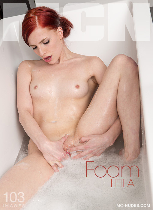 Leila - `Foam` - for MC-NUDES