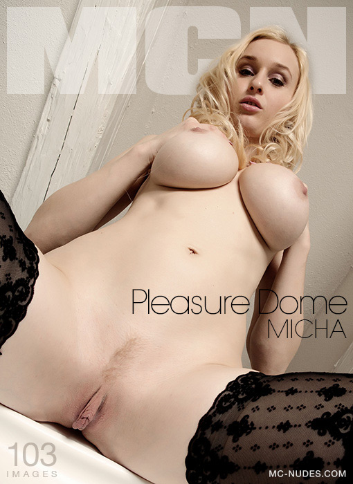 Micha - `Pleasure Dome` - for MC-NUDES