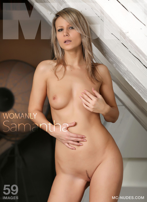 Samantha - `Womanly` - for MC-NUDES