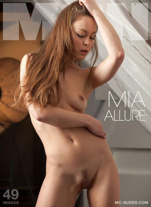 Mia - `Allure` - for MC-NUDES