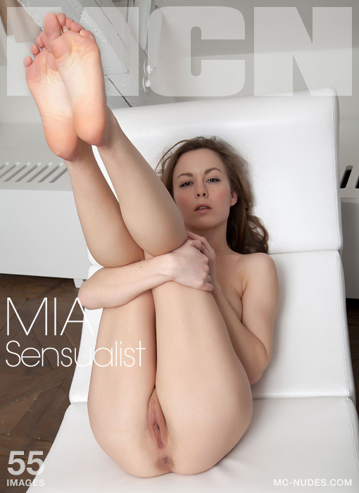 Mia - `Sensualist` - for MC-NUDES