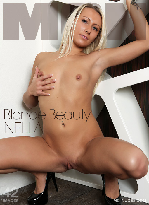 Nella - `Blonde Beauty` - for MC-NUDES