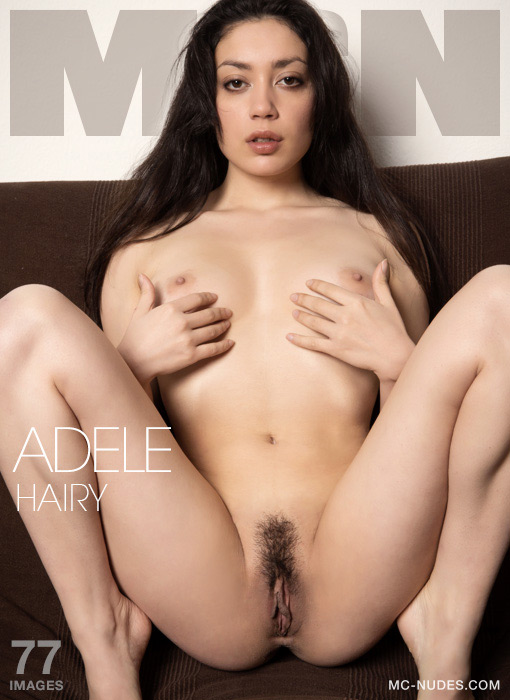 Adele - `Hairy` - for MC-NUDES