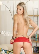 Babette in Blondie gallery from MC-NUDES