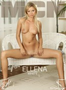 Ellena in White gallery from MC-NUDES