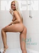 April - Shower