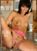 Klara P in Milk gallery from MC-NUDES