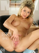Tereza in Office gallery from MC-NUDES