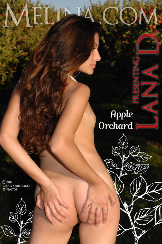 Lana D - `Apple Orchard` - for MELINA