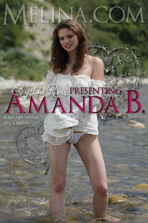 Amanda B - `By the River` - for MELINA